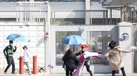 [영상] 청년레지스탕스 16차미대진격영상 <북미협상결렬트럼프규탄!>