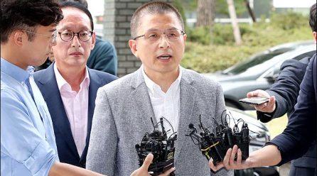 자유한국당의 몰락을 촉진하는 황교안의 정치쇼