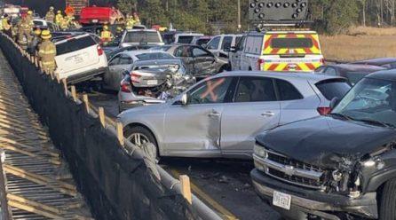 12월23일 국제단신 … 미버지니아주, 63중연쇄추돌사고로 51여명 다쳐