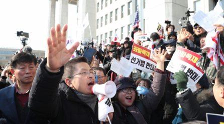 하루빨리 청산해야할 황교안·자유한국당의 국회난동