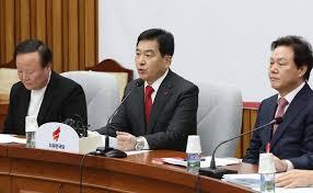 자유한국당과 조선일보의 괴벨스식 망언들