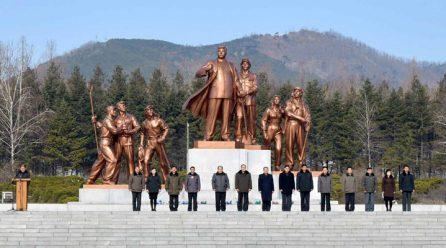 [노동신문] 정면돌파전의 승리를 이룩해나가자
