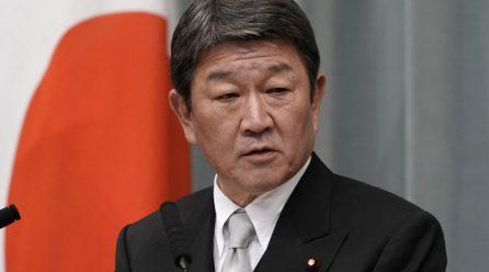 [국제단신] 일외무상 <독도는 일본 고유영토>