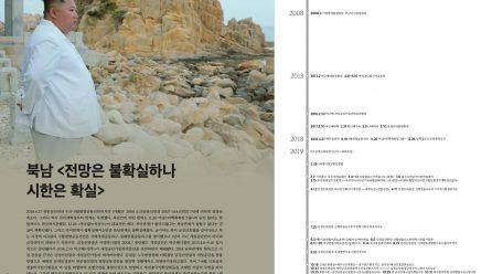 [12월호-불확실성] 북남 <전망은 불확실하나 시한은 확실>