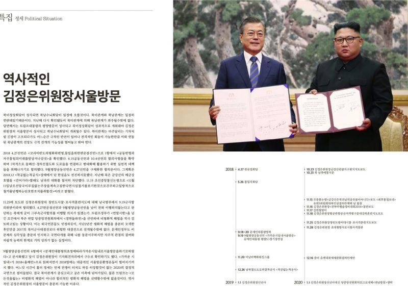 [항쟁의기관차1 – 꼬무나] 역사적인 김정은위원장서울방문