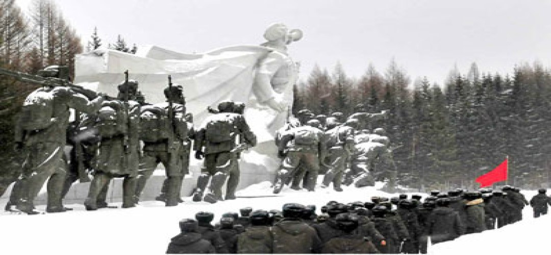 [노동신문] 우리 국가와 인민의 존엄과 위대함은 자력갱생에 있다