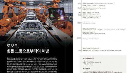 [항쟁의기관차2 – 첨단] 로보트, 힘든 노동으로부터의 해방