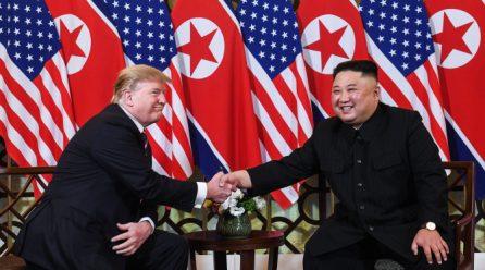 트럼프와 전쟁