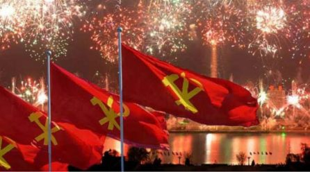 [노동신문] 인민은 사회주의를 사랑한다