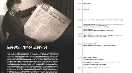 [항쟁의기관차4 – 생활] 노동권의 기본은 고용안정