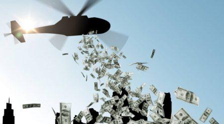 [국제경제] 경제위기에 <헬리콥터머니> 긍정론대두