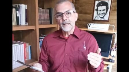 [MIF] 베네수엘라전부통령 페날로자  <20세기혁명의 총화와 21세기혁명의 전망> .. 10회코리아국제포럼과 MIF2020에 영상참여