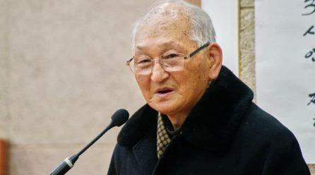 <창간8주년> 안학섭 평화협정운동본부상임고문