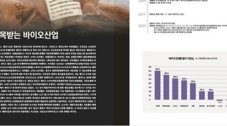 [항쟁의기관차6 – 바이러스] 주목받는 바이오산업