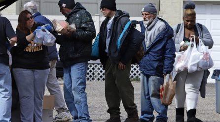 [국제단신]  미국 실업쓰나미 224만건기록