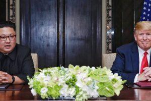 트럼프가 살길은 6.12북미공동성명이행과 미군철거