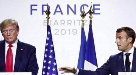 [국제단신] 마크롱프랑스대통령, <트위터 프랑스로 옮기면 환영>