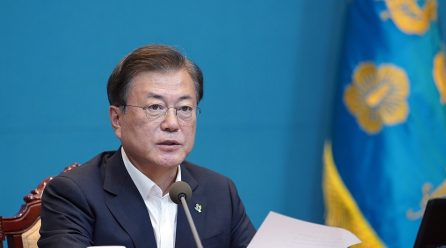 [국내단신] 문재인대통령 남북관계 복원 시도