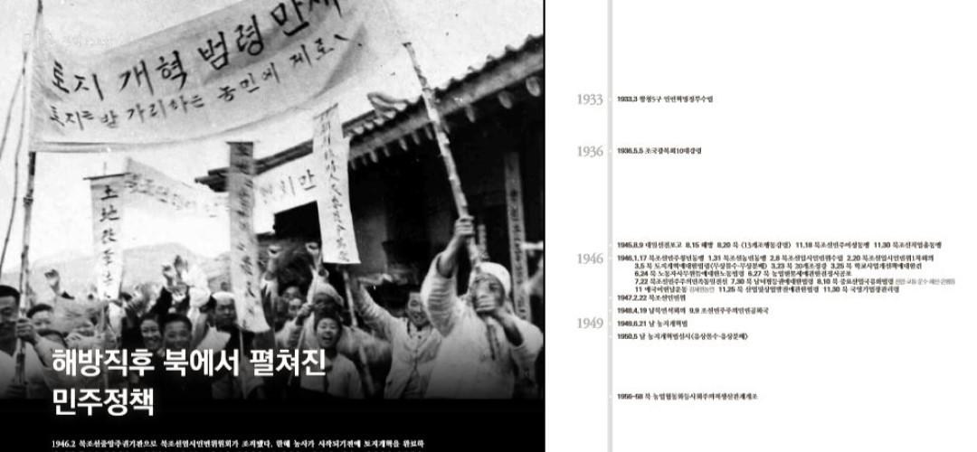 [항쟁의기관차7 – 광주40] 해방직후 북에서 펼쳐진 민주정책