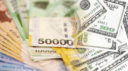 [국내단신] 원·달러환율 두달만에 최고치