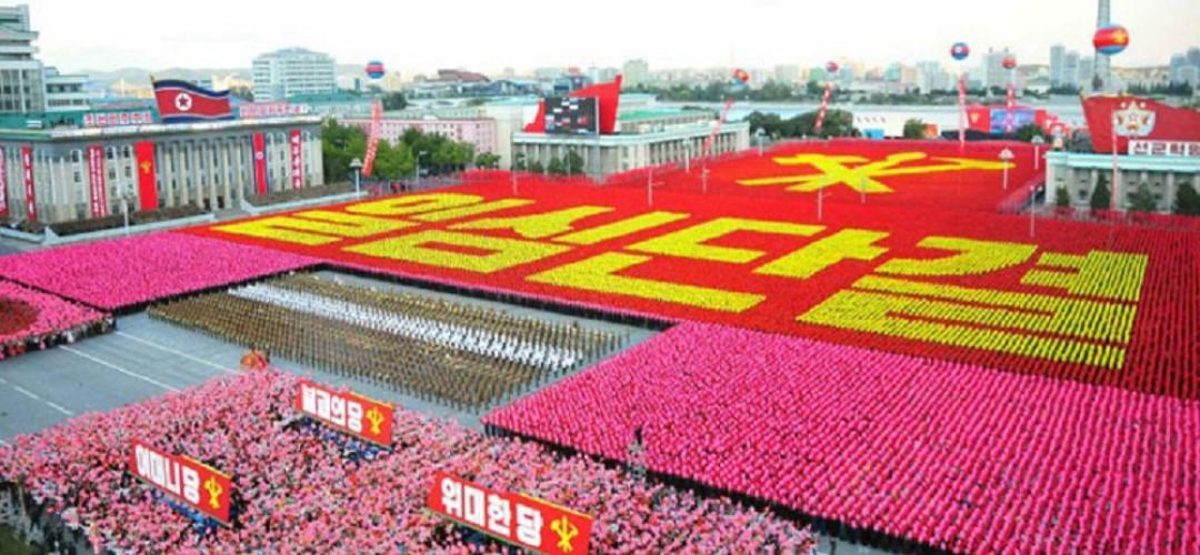 [노동신문] 혁명의 천만리길에 영원히 울려갈 신념의 메아리