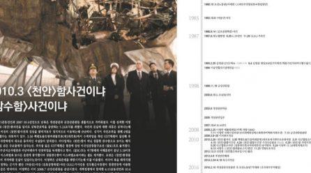 [항쟁의기관차8 – 해방] 2010.3 <천안>함사건이냐 <잠수함>사건이냐