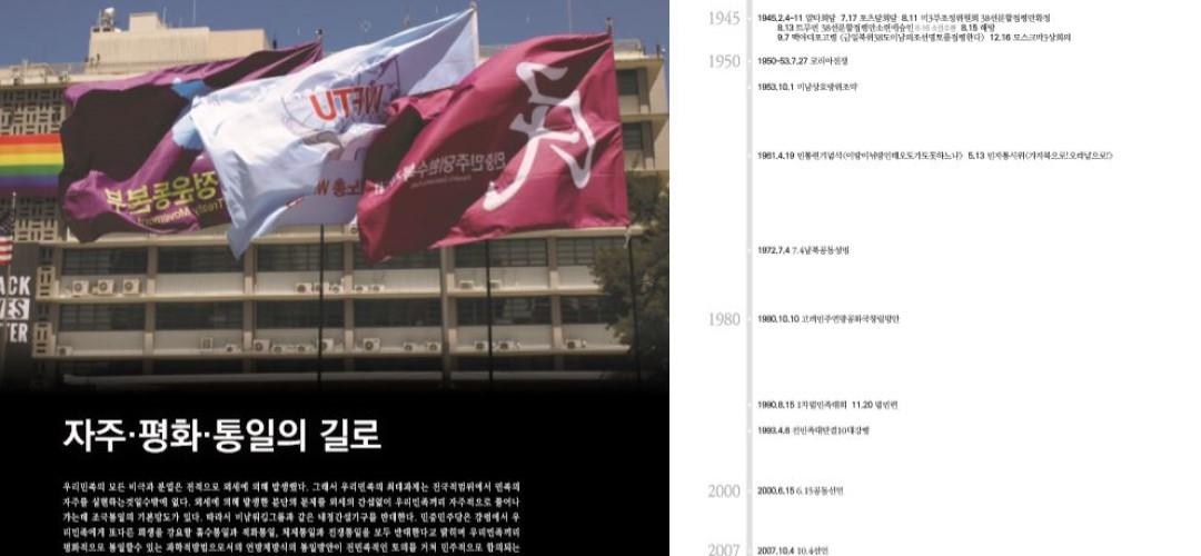 [항쟁의기관차8 – 해방] 자주·평화·통일의 길로