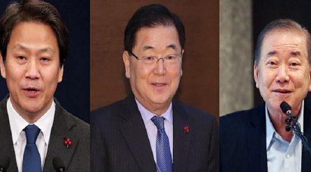 [국내단신] 문정인·정의용·임종석 외교안보특별보좌관 체제
