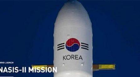 [국내단신] 남코리아, 첫 군용통신위성<아나시스2호> 발사