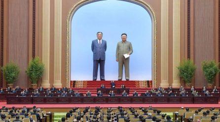 최고인민회의상임위 정령 <당창건75돌맞아 대사실시>