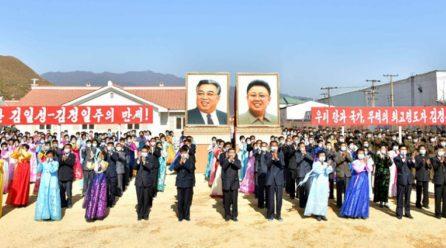 [노동신문] 80일전투에서 조선노동당원의 혁명적기상과 본때를 힘있게 떨치자