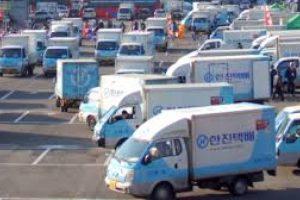 [단신] 택배노동자 하루420건 배송 .. 과로사속출